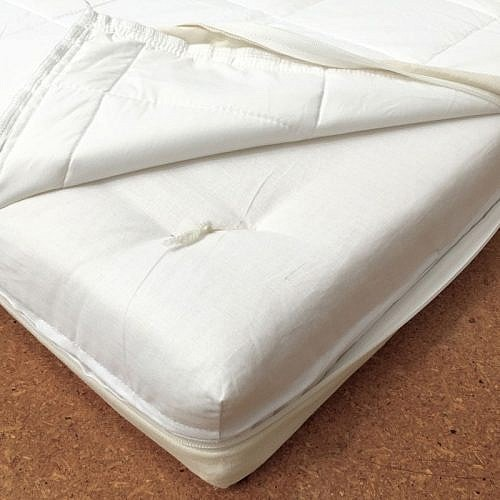 Vegan Awaken Mattress Composition
