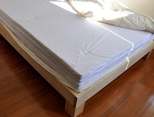 natural bed