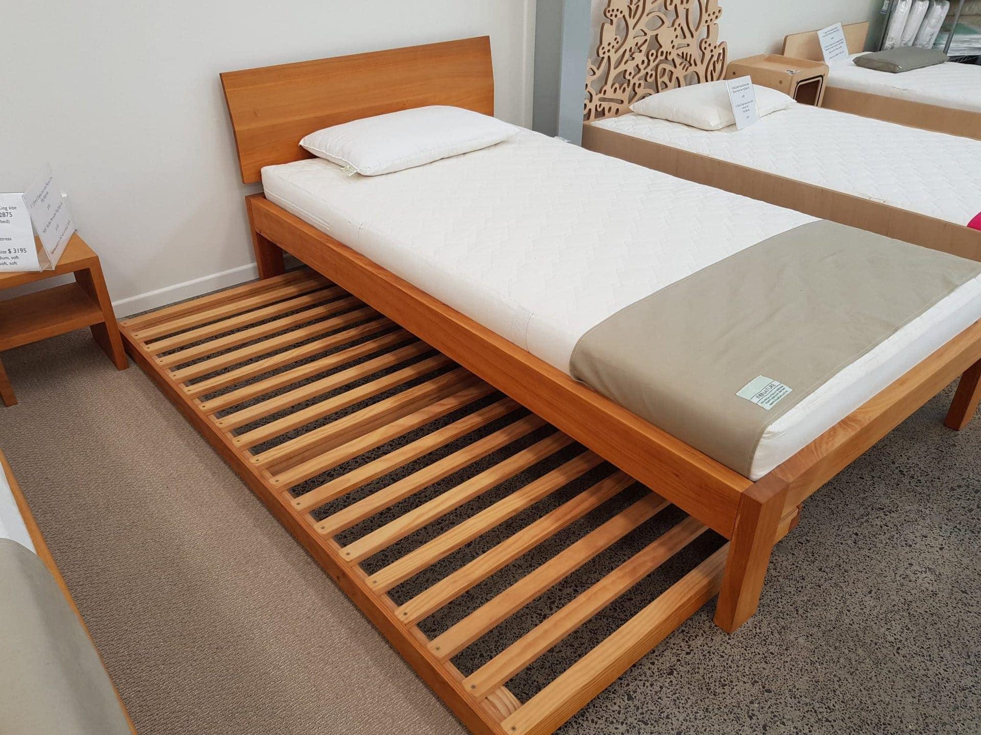 Vida Kids Bed Frame Innature
