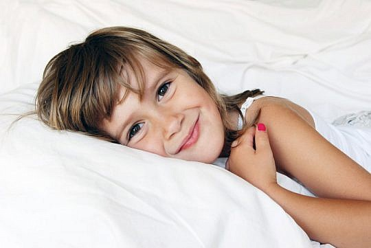girl organic sheets