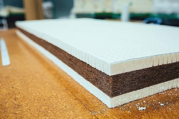 natural mattress production, Our Production Process, INNATURE