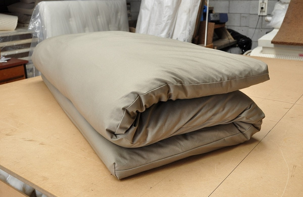 Traditional Roll Up Futon Mattress