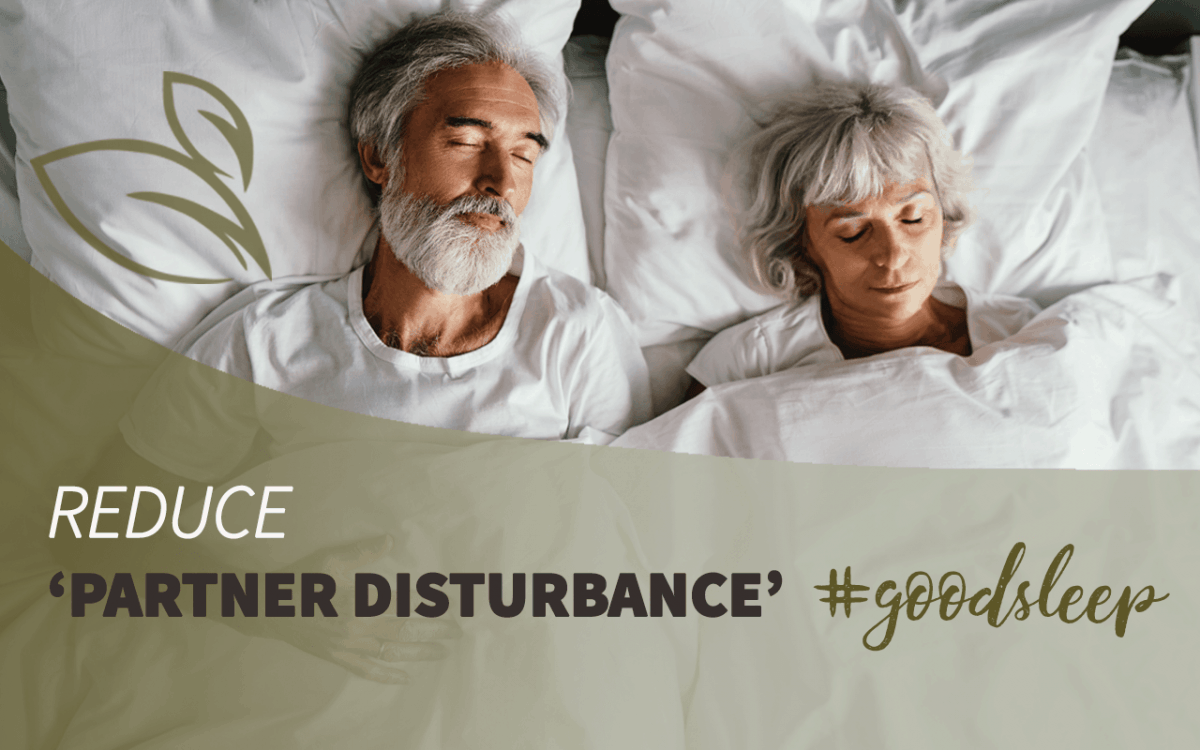 Reduce Partner Sleep Disturbance