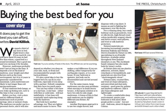 buying the best bed, Buying the Best Bed for You, INNATURE